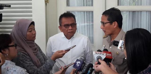 Seknas Prabowo-Sandi: Tujuan Silatnas Pemerintahan Desa Sudah Terbaca