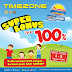 Promo TIMEZONE Super Bonus Periode Agustus 2018