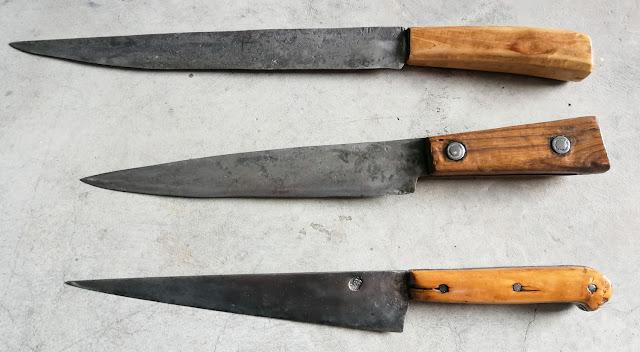 vecchio coltelli restauro conservazione recupero pulizia affilitura ricostruzione restoration