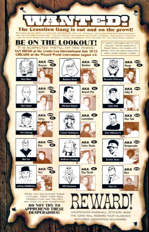 Read online Sigil (2000) comic -  Issue #2 - 31