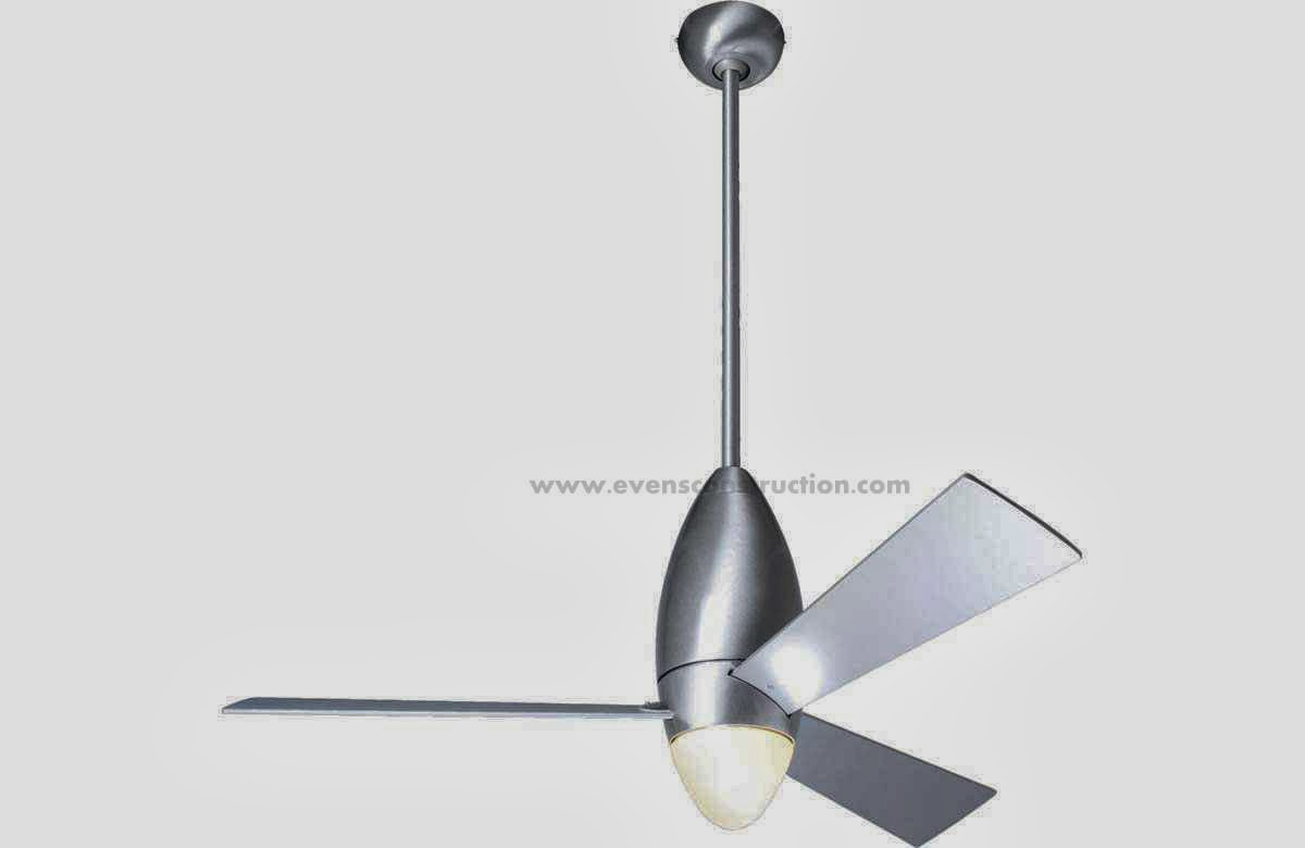 Evens Construction Pvt Ltd: Modern Ceiling Fan Designs