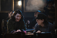 The Marvelous Mrs. Maisel Alex Borstein and Rachel Brosnahan Image 1 (3)