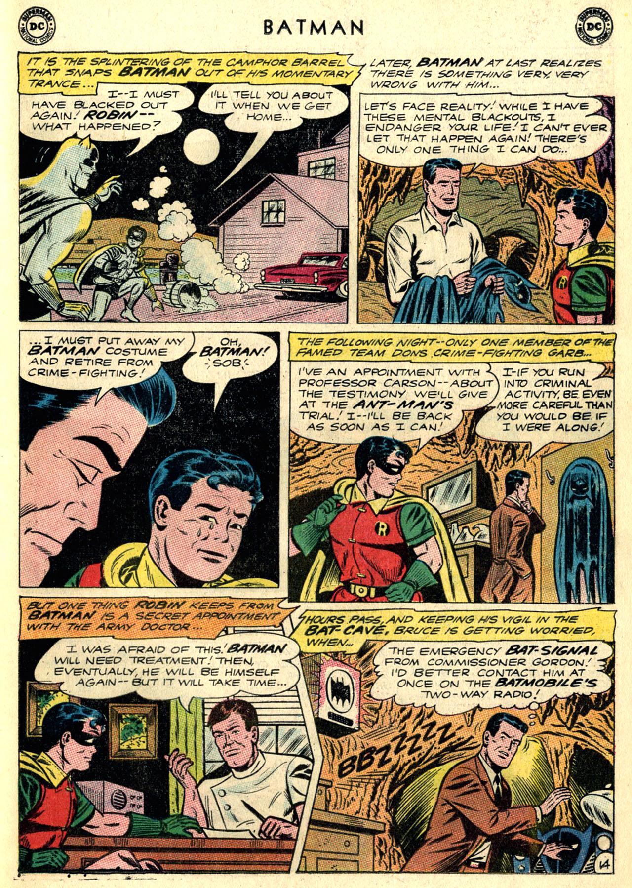 Read online Batman: The Black Casebook comic -  Issue # TPB - 172