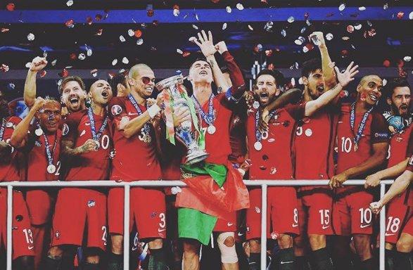 Euro 2016: A consagração de Portugal