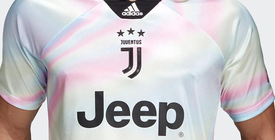 free shipping 050a0 305b9 Insane Adidas x EA Sports Juventus Fourth Kit Released ...