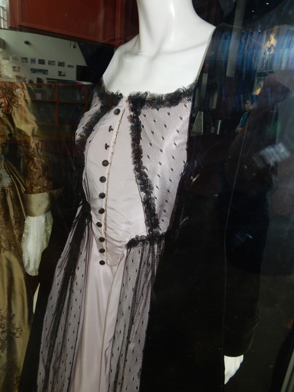 Love and Friendship Lady Susan costume detail