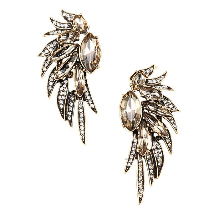 Shop mark. Strut Your Stuff Earrings $22.00 >>>