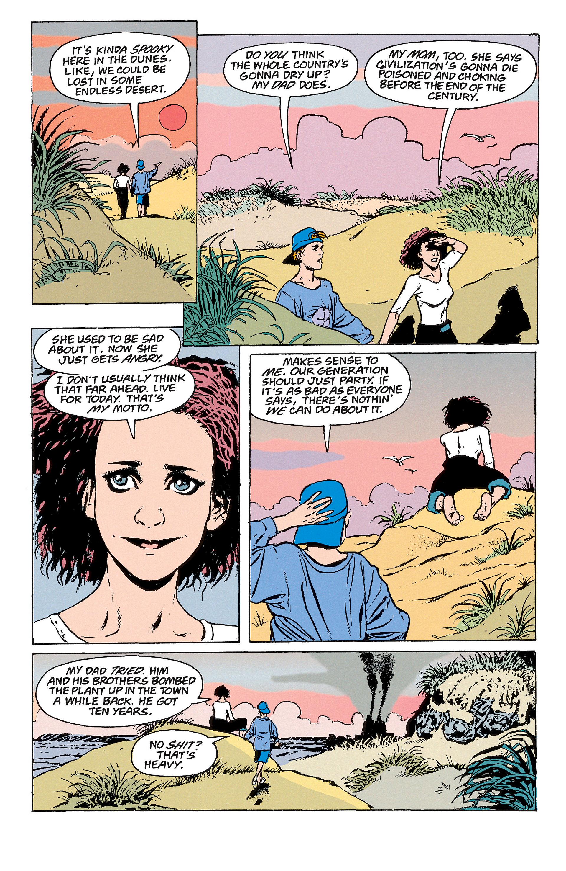 Read online Animal Man (1988) comic -  Issue #62 - 7