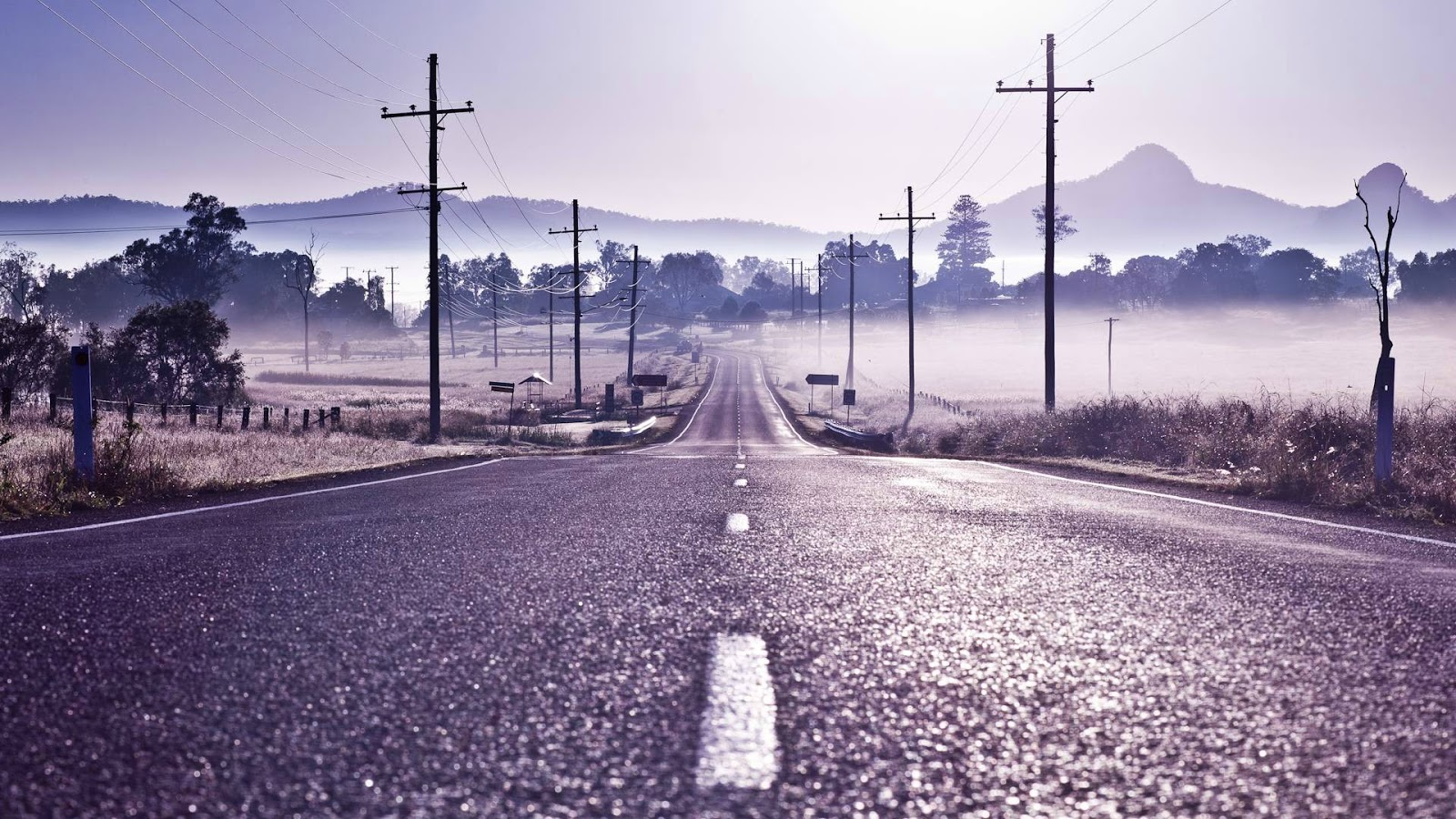 Road Wallpapers for Phones