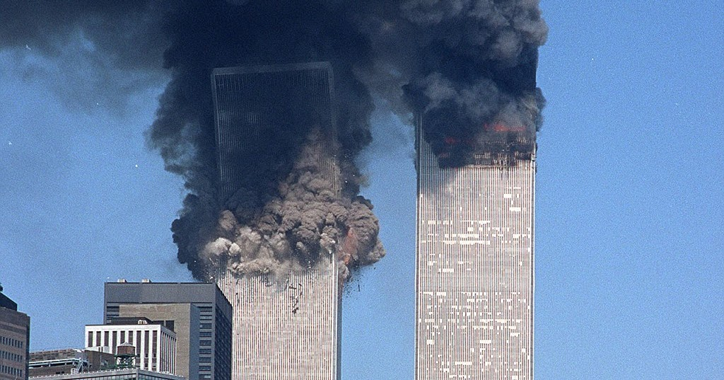 Image result for twin towers 9 11