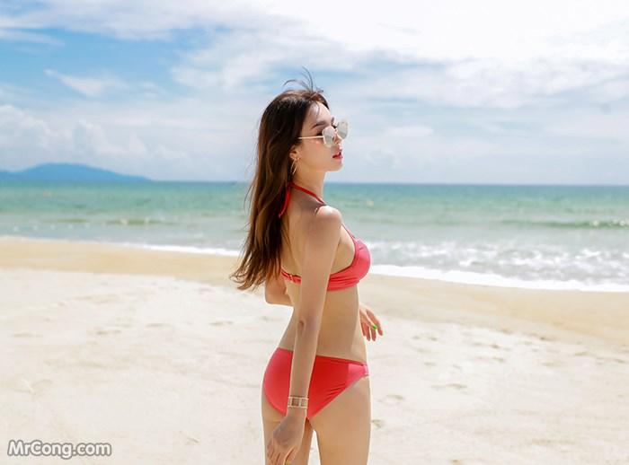 Image Park-Da-Hyun-Hot-collection-06-2017-MrCong.com-017 in post Người đẹp Park Da Hyun trong bộ ảnh thời trang biển tháng 6/2017 (225 ảnh)