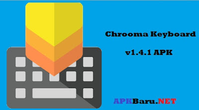 Chrooma Keyboard