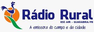 Rádio Rural AM de Guarabira PB
