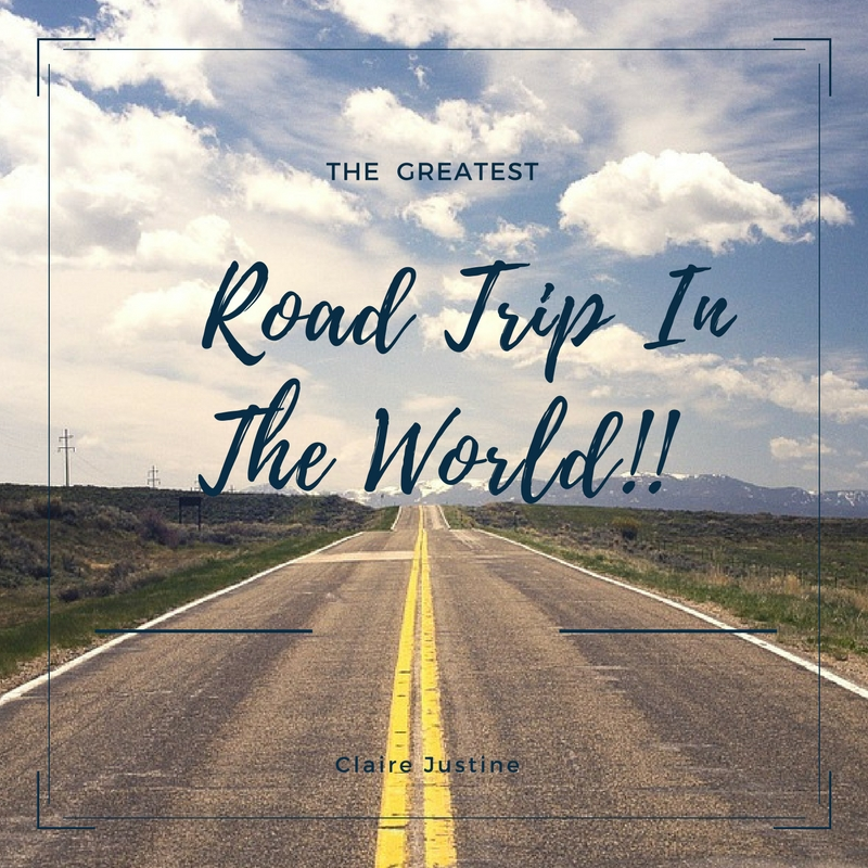 The  Greatest  Road Trip In The World