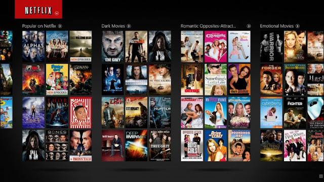 Netflix podría ofrecer su servicio sin conexión a internet