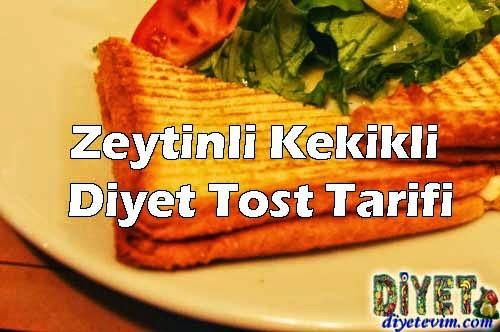 diyet tost