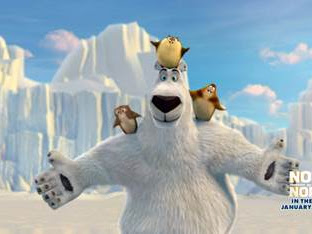 #ShakeYourBearThing With Norm Of The North