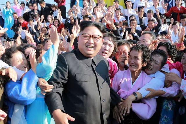Korea Utara Berambisi Imbangi Kekuatan Militer AS