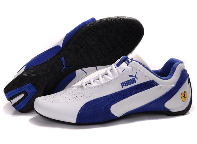 Vintage Suede Puma Running Shoes