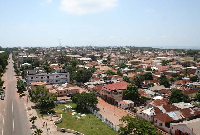 Banjul - Gâmbia