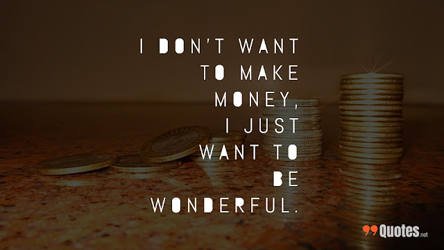 happiness without money quotes