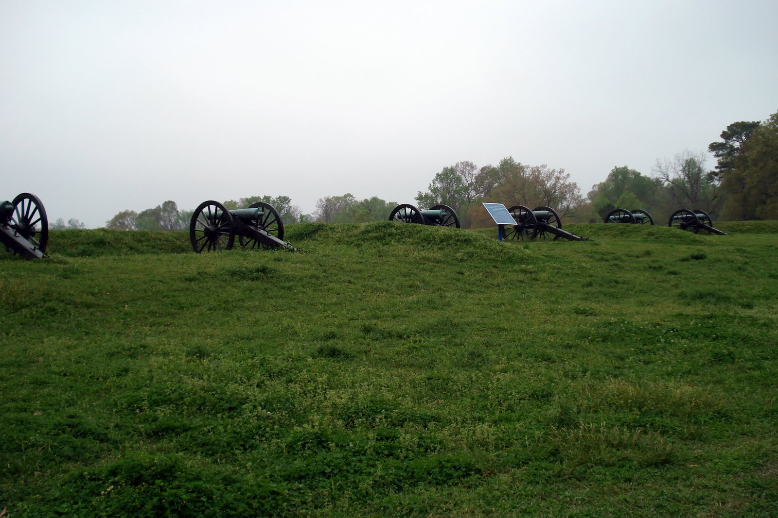 Joann and Jack: Civil War Battlefield: Vicksburg, Mississippi