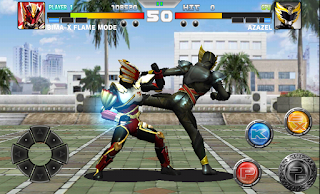 Download Game BIMA X Satria Garuda cover