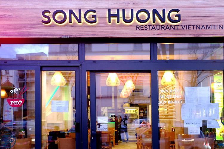 Le Chameau Bleu - Blog Gastronomie Bonne Adresse Restaurant Paris - Song Huong notre resto viet