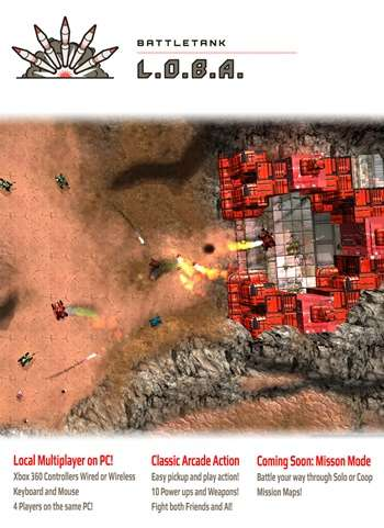 Battletank LOBA PC Full