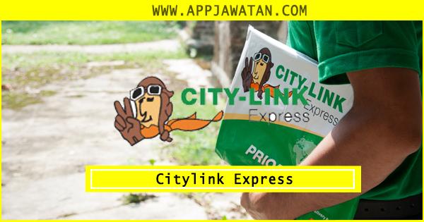 Jawatan kosong di Citylink Express