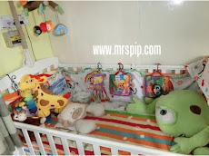 Pregnancy Update : 37 Minggu + 'Animal Theme' untuk katil Baby NH