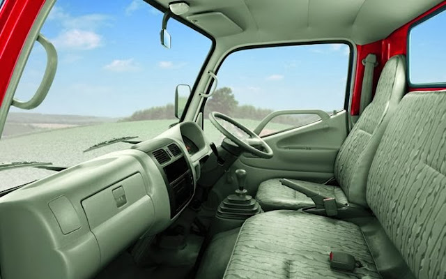spesifikasi truk dyna