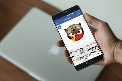 Aplikasi emoji untuk android