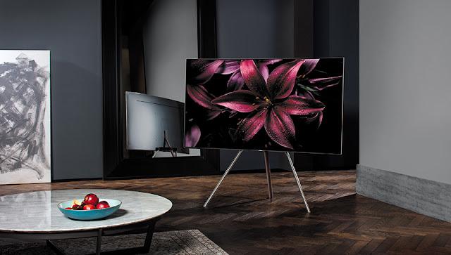 Samsung mở ra kỷ nguyên mới trong công nghệ giải trí tại nhà với TV QLED tại CES 2017 4