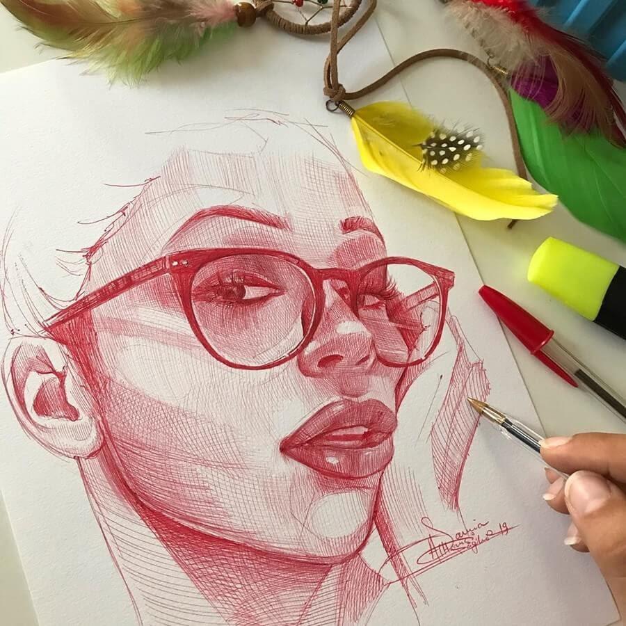 03-Samia-Dagher-Realistic-Portraits-www-designstack-co