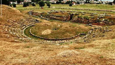 Ανοίγει το Αρχαίο Θέατρο της Ερέτριας έπειτα από σαράντα χρόνια