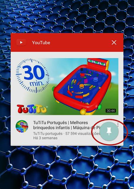 Fixação ecrã Android