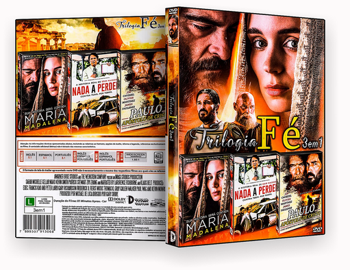 CAPA DVD – Trilogia Fé Vol.3 – ISO