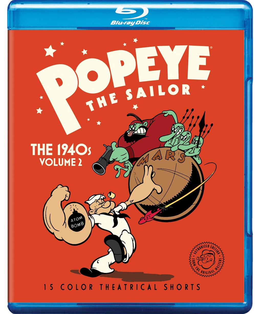 Popeye the Sailor The 1940s Volume 2 1080p BluRay REMUX AVC DTS-HD MA 2.0-EPSiLON | 27 GB |