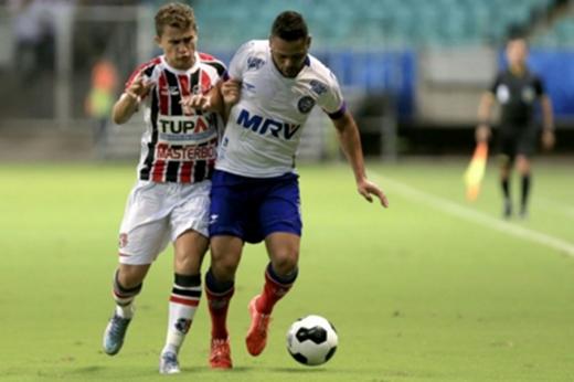 Bahia e Santa Cruz duelam por vaga na final do Nordestão