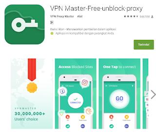 Ulasan Secara Lengkap Tentang VPN Master Free unblock proxy