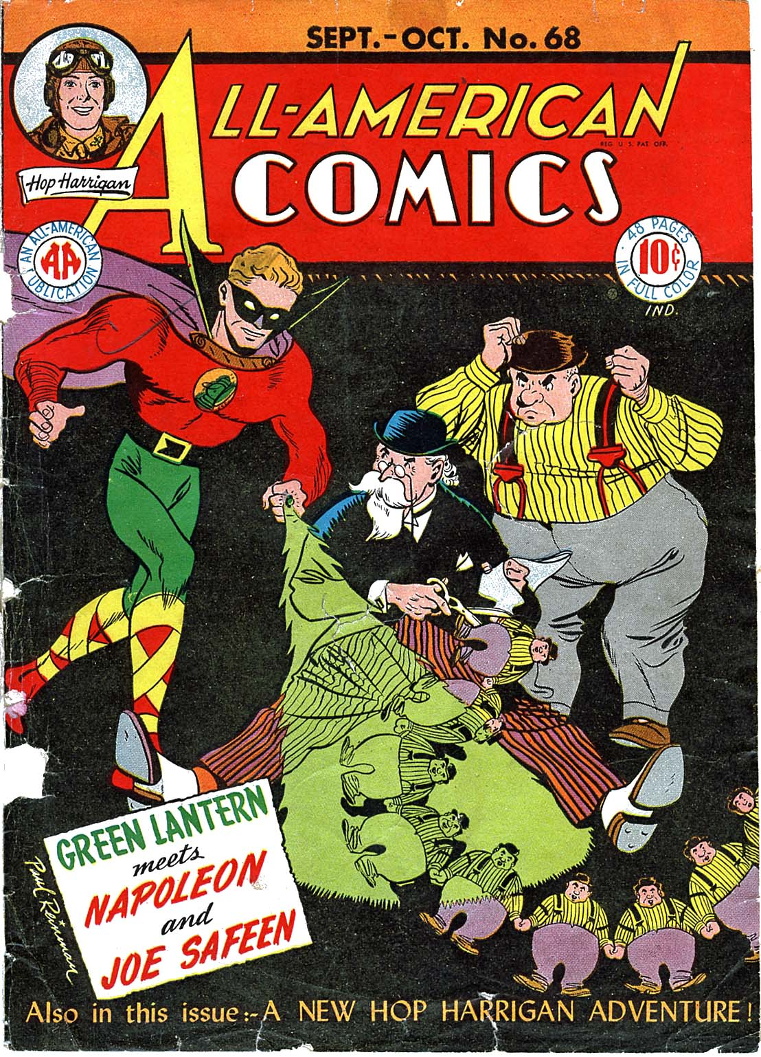 Read online All-American Comics (1939) comic -  Issue #68 - 1