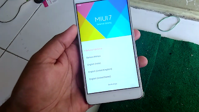 FLASH XIAOMI REDMI NOTE 3 MTK GLOBAL ROM MULTILANG 100% WORK
