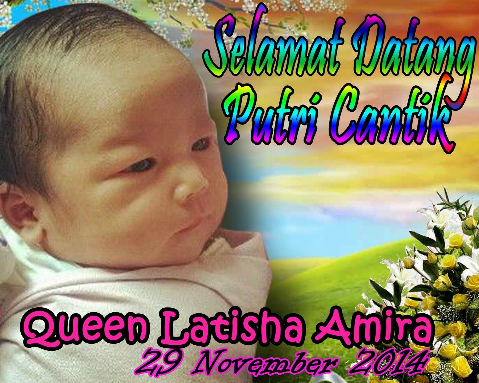 Am S Contoh Kartu Ucapan Bayi Baru Lahir
