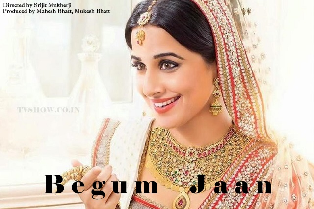 Image result for Begum Jaan 2017 poster