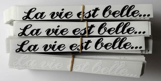 Poème La Vie Est Belle