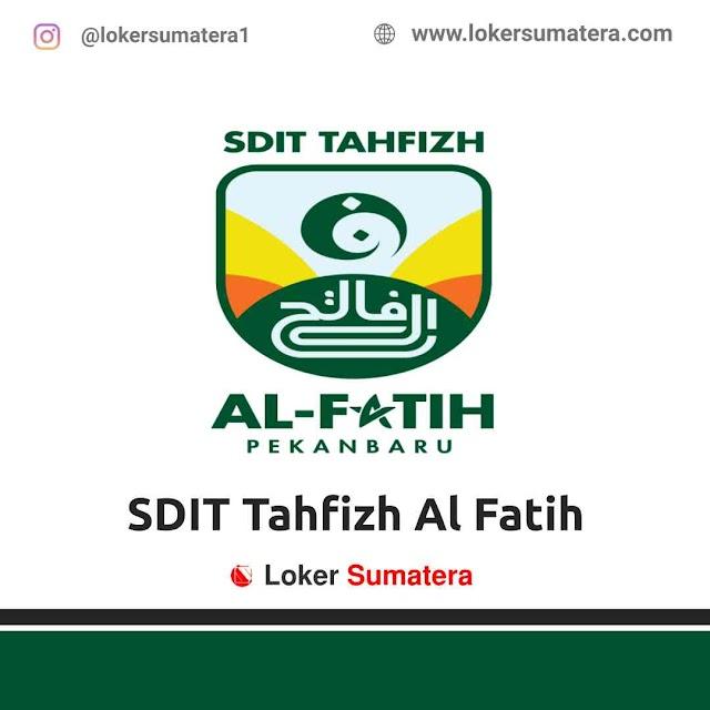 SDIT Tahfizh Al Fatih Pekabaru