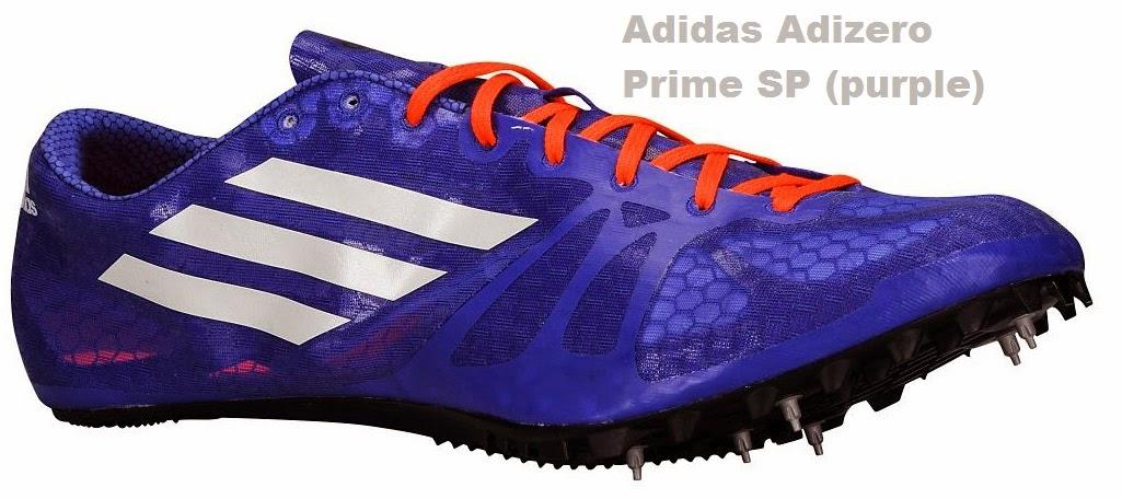 2ddfc939418 Tyson Gay s Personalized adidas adiZero Prime SP