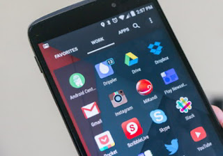 cara mengubah ikon Android