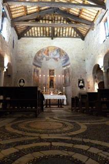 guia brasileira italia igreja 2 - Igreja São Bento in piscinula